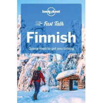 Lonely Planet Fast Talk Finnish by Lonely Planet, 9781788680189