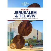 Lonely Planet Pocket Jerusalem & Tel Aviv by Lonely Planet, 9781788683364