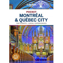 Lonely Planet Pocket Montreal & Quebec City by Lonely Planet, 9781788683371
