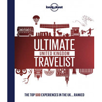 Lonely Planet's Ultimate United Kingdom Travelist by Lonely Planet, 9781788686402