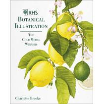 RHS Botanical Illustration: The Gold Medal Winners by Charlotte Brooks, 9781788840149