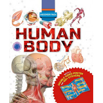 Discovery Pack: Human Body by Clare Hibbert, 9781788887182