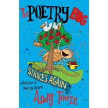 The Poetry Bug Strikes Again by Andy Tooze, 9781789013375