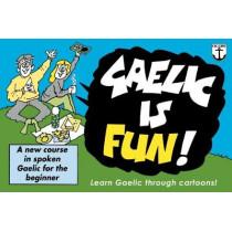 Gaelic is Fun! by Colm O Baoil, 9781789070033