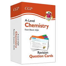 New A-Level Chemistry AQA Revision Question Cards by CGP Books, 9781789085938