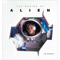 The Making of Alien by J. W. Rinzler, 9781789090550