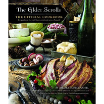 The Elder Scrolls: The Official Cookbook by Chelsea Monroe-Cassel, 9781789090673
