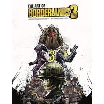 The Art of Borderlands 3 by Chris Allcock, 9781789090819