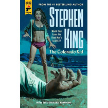The Colorado Kid by Stephen King, 9781789091557