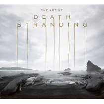The Art of Death Stranding by Titan Books, 9781789091564