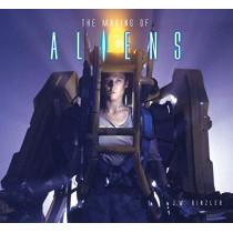 The Making of Aliens by J.W. Rinzler, 9781789093100