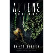 Alien: Phalanx by Scott Sigler, 9781789094015
