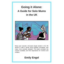 Going it Alone: A Guide for Solo Mums in the UK by Emily Engel, 9781789267204