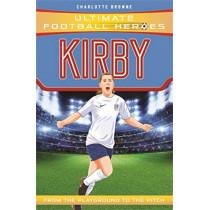 Kirby by Charlotte Browne, 9781789461091