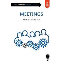 Smart Skills: Meetings by Patrick Forsyth, 9781789550320