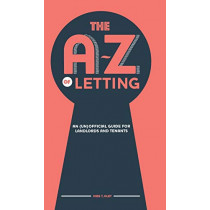 The A-Z of Letting: An (un)official guide for landlords and tenants by T. Olet, 9781789555370