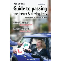 New driver's guide to passing the theory and driving tests by Malcolm Green, 9781789630169