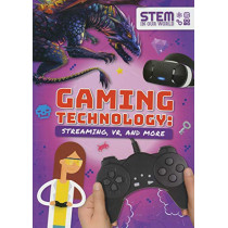 Gaming Technology: Streaming, VR and More by John Wood, 9781789980400
