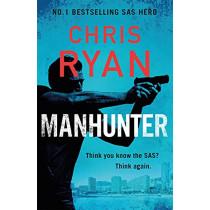 Manhunter by Chris Ryan, 9781838775209