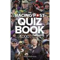 The Racing Post Quiz Book by Mart Matthews, 9781839500145