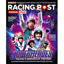 Racing Post Annual 2020 by Nick Pulford, 9781839500183