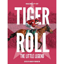 Tiger Roll: The Little Legend by Andrew Pennington, 9781839500329