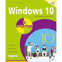 Windows 10 in easy steps by Nick Vandome, 9781840788921