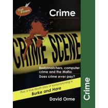 Crime by David Orme, 9781841676517