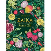 Zaika: Vegan recipes from India by Romy Gill, 9781841883052