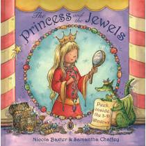 Princess & The Jewels: Peek inside the 3-D windows by Nicola Baxter, 9781843226260