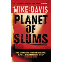 Planet of Slums by Mike Davis, 9781844671601