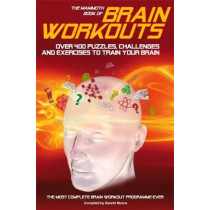 The Mammoth Book of Brain Workouts by Dr Gareth Moore, 9781845298050