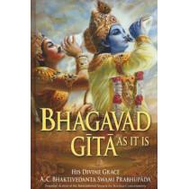 Bhagavad Gita as it is by S.Bhaktivedanta Prabhupada, 9781845990497