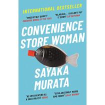 Convenience Store Woman by Sayaka Murata, 9781846276842