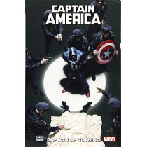 Captain America Vol. 2: Captain Of Nothing by Ta-Nehisi Coates, 9781846539831