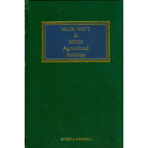 Muir Watt & Moss: Agricultural Holdings by Timothy Fancourt, 9781847038555