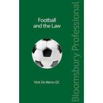 Football and the Law by Nicholas Randall, 9781847668820