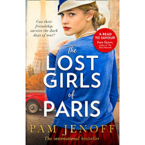 The Lost Girls Of Paris by Pam Jenoff, 9781848457423