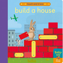 Build a House by Patricia Hegarty, 9781848579101