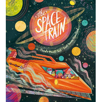 The Space Train by Maudie Powell-Tuck, 9781848699465