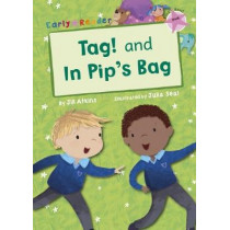 Tag! and In Pip's Bag (Early Reader) by Jill Atkins, 9781848863422