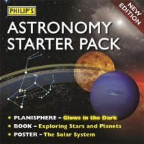 Philip's Astronomy Starter Pack by Wil Tirion, 9781849074865