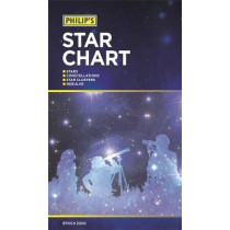Philip's Star Chart by Philip's Maps, 9781849074872