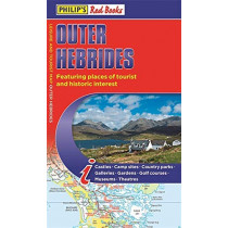 Philip's Outer Hebrides: Leisure and Tourist Map 2020: Leisure and Tourist Map by Philip's Maps, 9781849075145