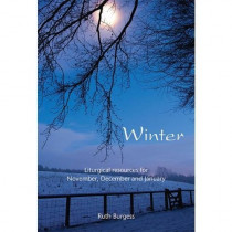Winter by Ruth Burgess, 9781849525091