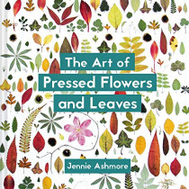 The Art of Pressed Flowers and Leaves: Contemporary techniques & designs by Jennie Ashmore, 9781849945257