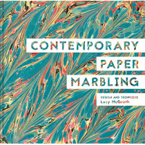 Contemporary Paper Marbling: Design and Technique by Lucy McGrath, 9781849945530
