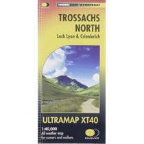 Trossachs North: Loch Lyon & Crianlarich, 9781851376247