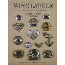 Wine Labels: 1730-2003 a Worldwide History by John Salter, 9781851494590