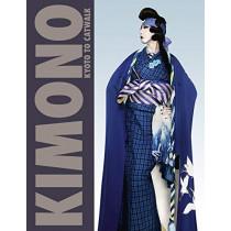 Kimono: Kyoto to Catwalk by Anna Jackson, 9781851779925